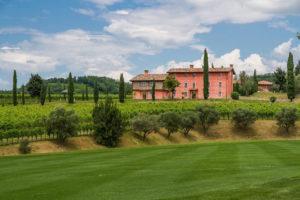 Castello di Spessa, wedding anniversary