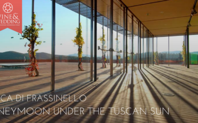 Rocca di Frassinello – Honeymoon under the tuscan sun, a day in the stylish beauty of an incredible winery