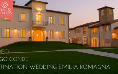 #Video   Destination Wedding Emilia Romagna at Borgo Condè