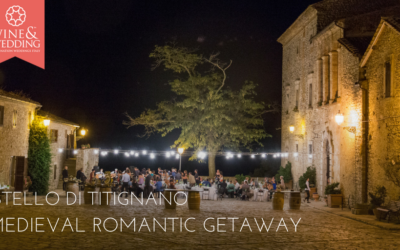 Castello di Titignano – A medieval romantic getaway