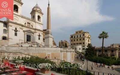 Il Palazzetto – A regal wedding anniversary