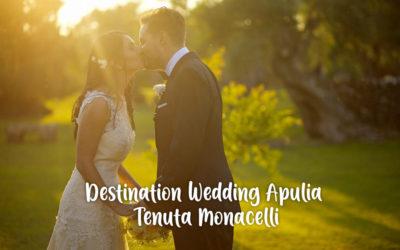 Destination Wedding Apulia: Tenuta Monacelli