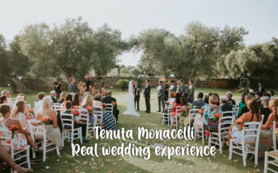 Tenuta Monacelli: real wedding experience