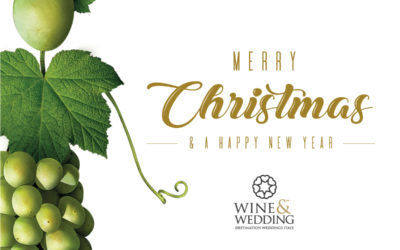 Merry Christmas from Wine & Wedding!