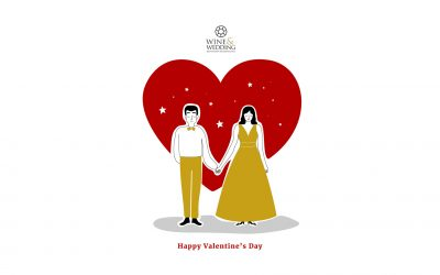 Buon San Valentino da Wine & Wedding!